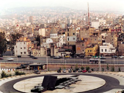 B 018, Beirut, Lebanon, Bernard Khoury