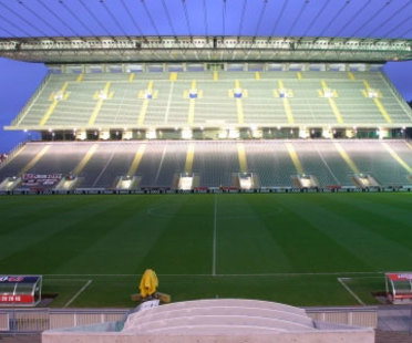 Municipal Stadium. Braga (Portugal). Souto De Moura. 2004