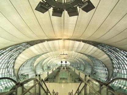 Suvarnabhumi International Airport. Bangkok. Murphy/Jahn. 2006