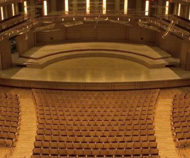 Strathmore Music Centre. Baltimore (USA). Rawn Associates. 2006