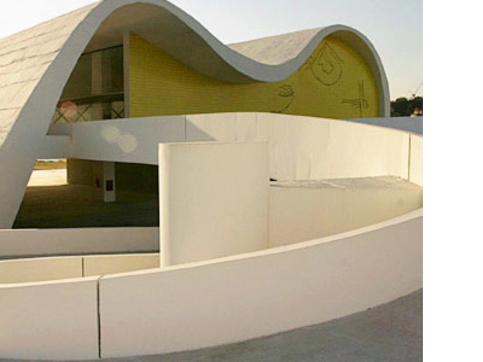 41983bf85805f5 Teatro Popular in Niteroi (Brazil) Oscar Niemeyer. 2007