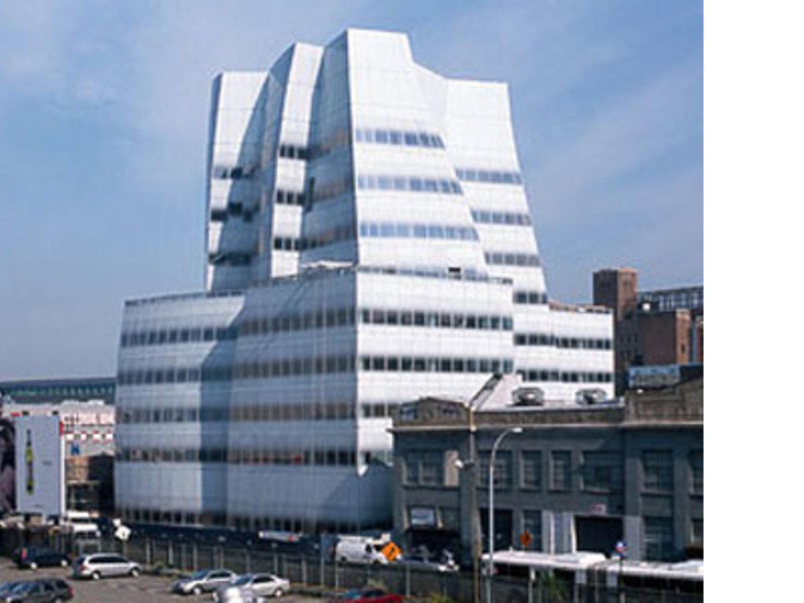 Iac Building New York Frank O Gehry 2007 Floornature