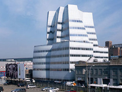 IAC Building. New York. Frank O. Gehry. 2007