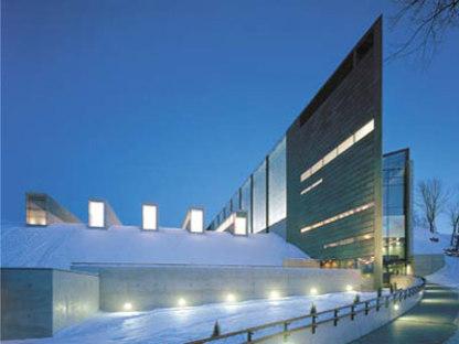 KUMU Art Museum - Vapaavuori Architects. Tallinn, Estonia, 2006