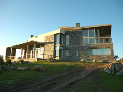 Casa El Cerro - Edgardo Minond. Punta Ballena, Uruguay