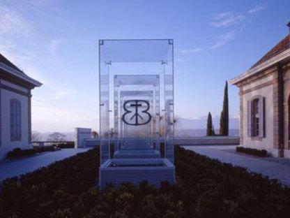 Fondation Martin Bodmer. Mario Botta. Cologny (Geneva). 2003