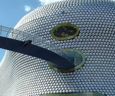Selfridges Department Stores. Future Systems. Birmingham. 2003