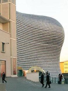 Selfridges Department Stores. Future Systems. Birmingham. 2003