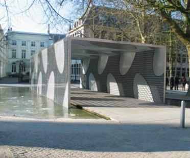 Bruges Pavilion - Toyo Ito. Bruges, 2002