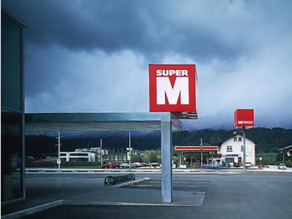 M-Preis Supermarkets. Wattens (Austria). Dominique Perrault. 2000