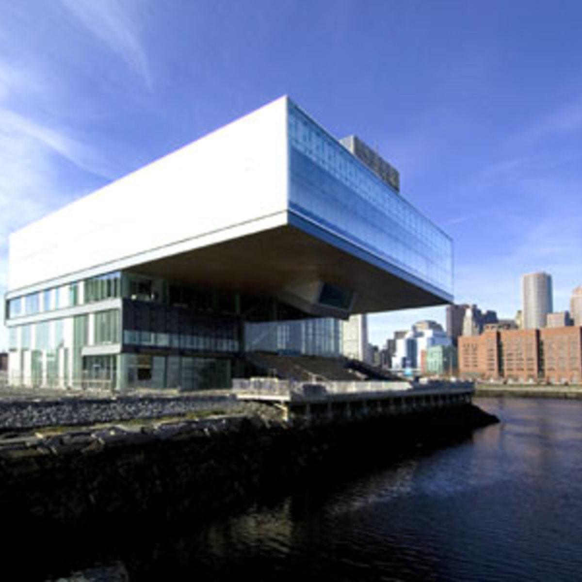 Boston Museum Of Modern Art Gift Shop