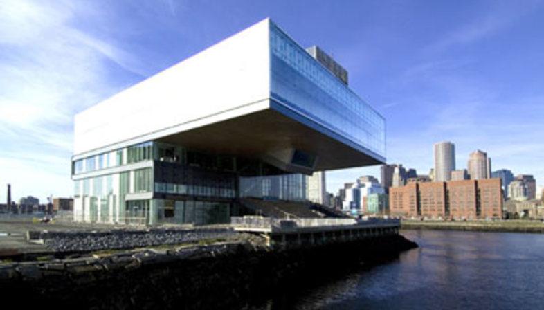 The Institute of Contemporary Art - Diller Scofidio + Renfro.<br /> Boston, 2006