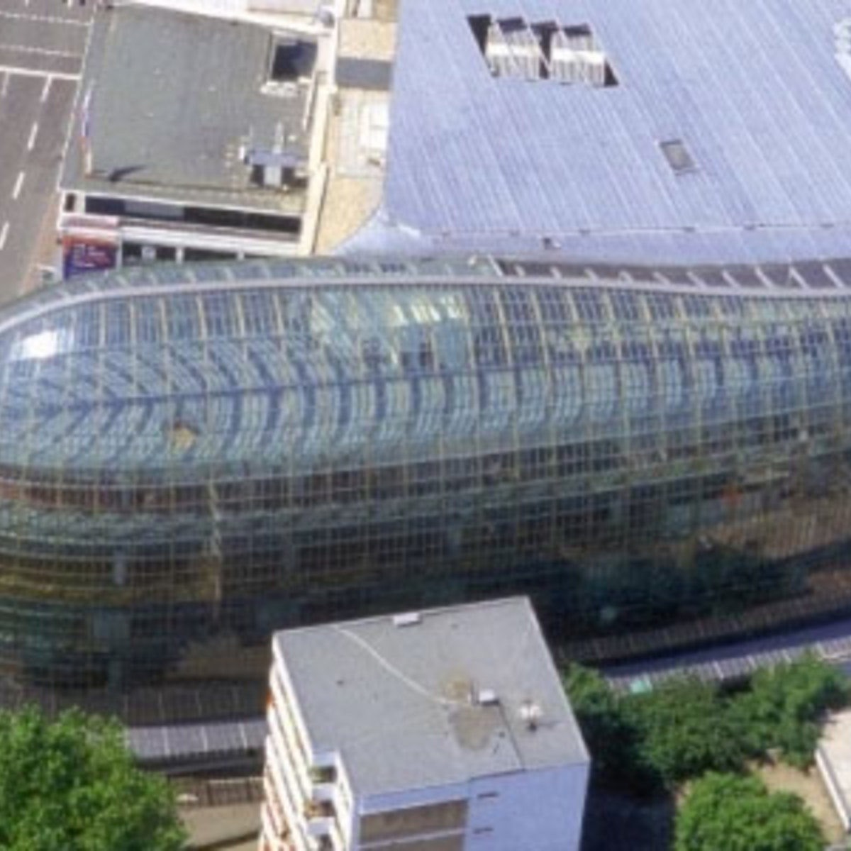 Peekamp; 2005Floornature Renzo Piano Cloppenburg Cologne CEQxdBoreW