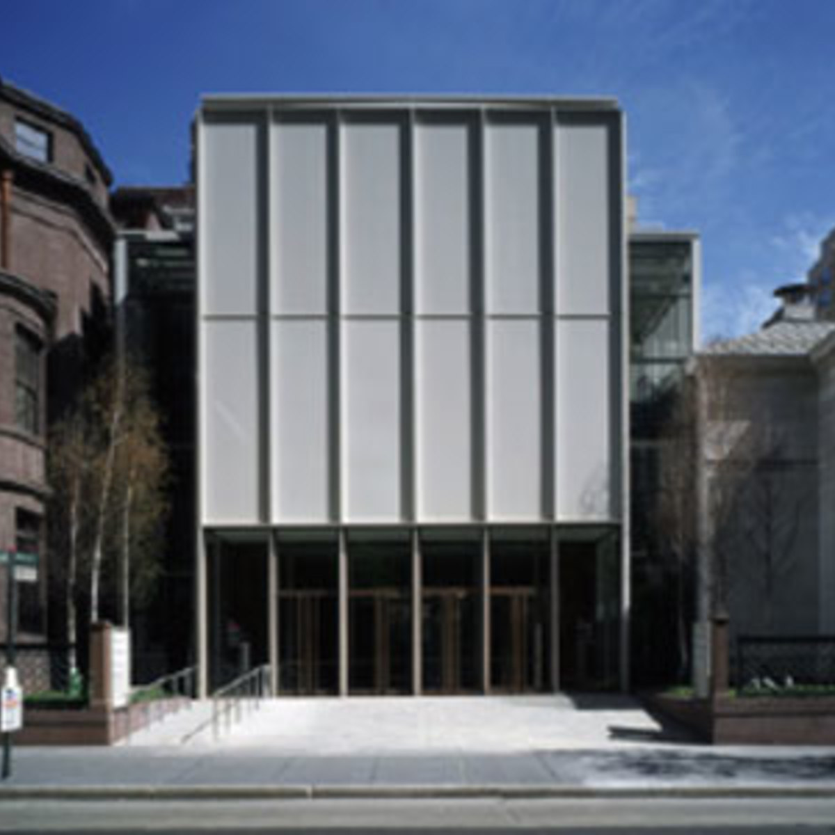 Morgan Library New York Renzo Piano 2006 Floornature