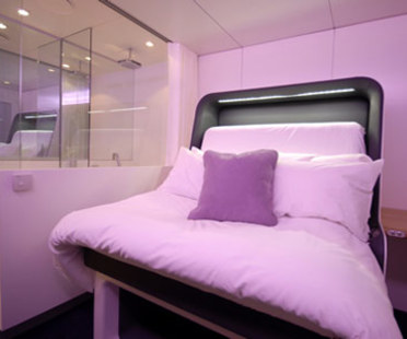 Yotel - Simon Woodroffe and Priestman Goode<br /> London, 2007