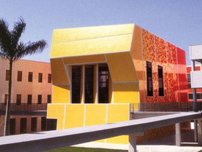 Paul L. Cejas School of Architecture. Bernard Tschumi. Miami. 2003