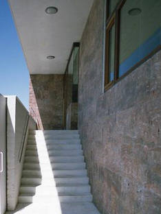 Expansion of Vicar City Hall - Solinas Verdes Arquitectos. Vicar, 2004