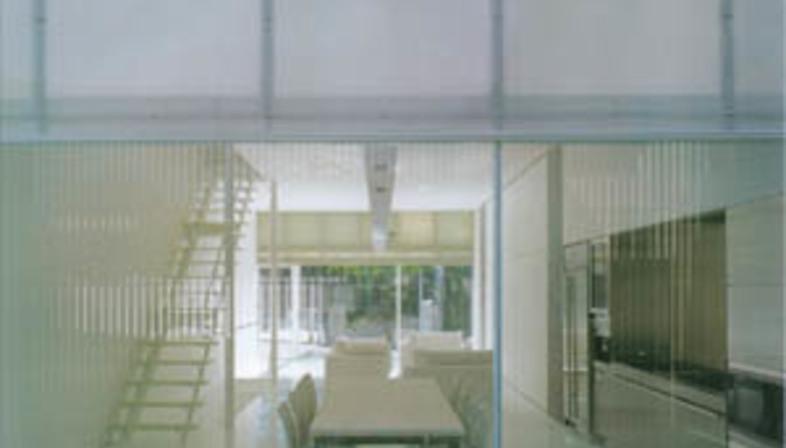 Kengo Kuma. Plastic House. Tokyo, Japan. 2002