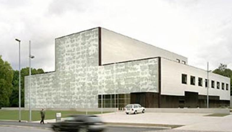 MAP Architects. Deutsche Bundesbank. Chemnitz (Germany). 2004