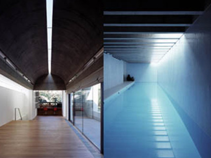 Long House. Keith Williams Architects. London. 2007