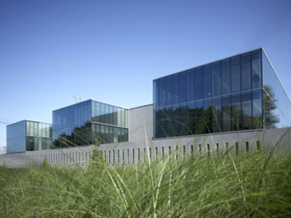 Telindus Offices - Jo Crepain. Heverlee, 2003