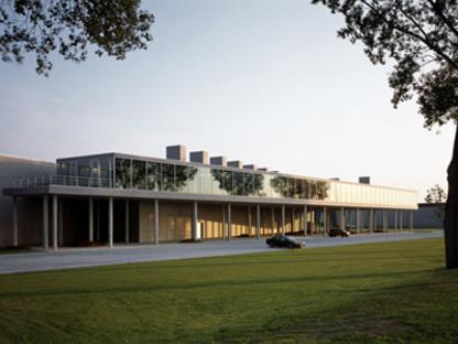 Renson Offices. Waregem (Belgium). Jo Crepain. 2002