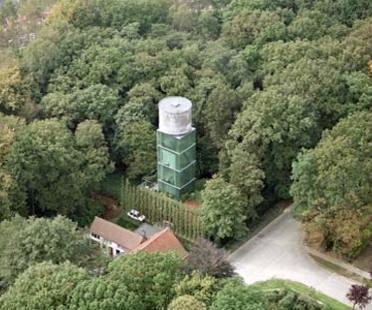 Water Tower - Jo Crepain. Antwerp, 1996