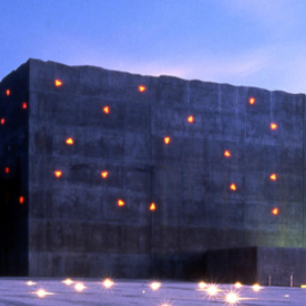 Concert Stadium Vitrolles France Rudy Ricciotti 2000 Floornature