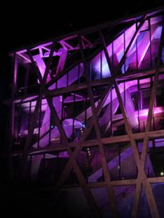 Pavillon Noir. Aix-en.Provence. Rudy Ricciotti. 2006