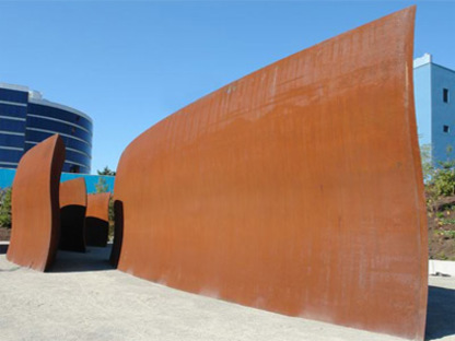 Olympic Sculpture Park - Weiss/Manfredi. Seattle, 2006