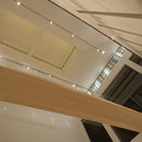 Access bridge to the Triennale Design Museum, Michele De Lucchi, Milan, 2007