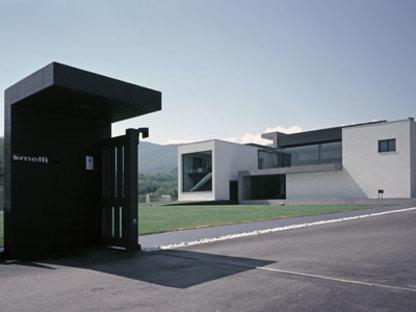 New Melfi headquarters