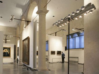 Tobia Scarpa's plan for renovation of Palazzo della Ragione in Verona