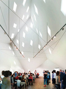 Daniel Libeskind's Contemporary Jewish Museum in San Francisco