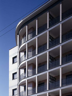 Building cladding, residential