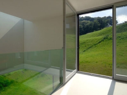 House in Arosio, Emanuele Saurwein with Luca Mangione, Switzerland, 2007
