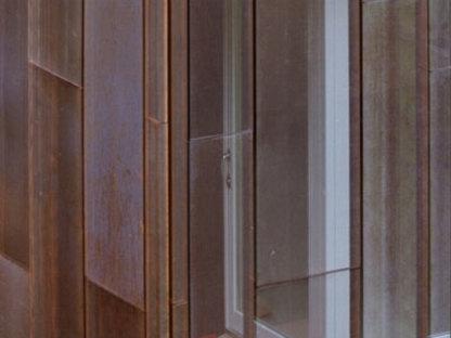 House in Arosio, Emanuele Saurwein with Luca Mangione, Switzerland, 2007