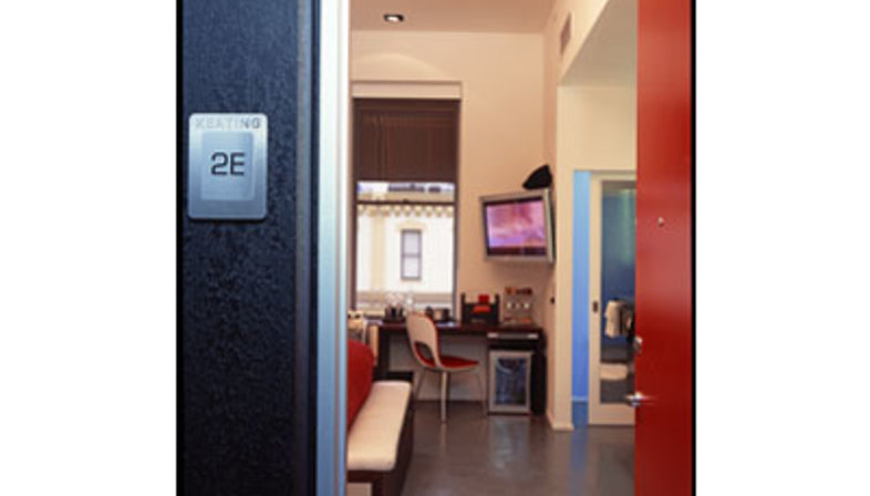 Keating Hotel, Pininfarina, San Diego, 2008