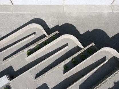 Armea cemetery (Sanremo), Aldo Amoretti and Marco Calvi, Italy, 2003