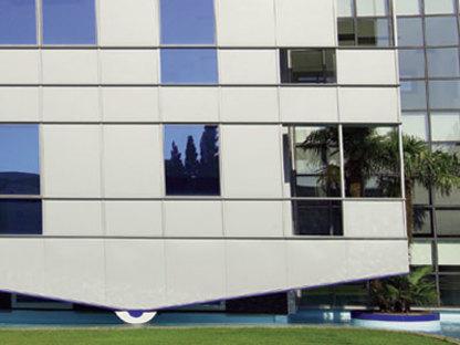 Finabe office building, Reggio Emilia