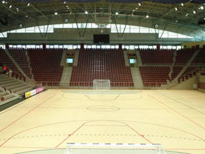 Arena in Veszprém (Hungary)