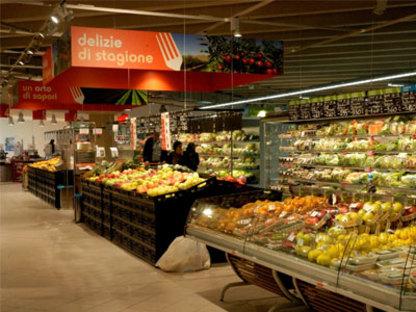 Italmark shopping centre in Castel Goffredo (MN)