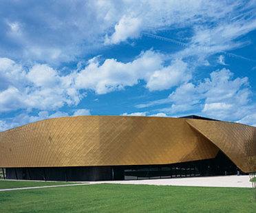 Le Safran Festival Hall, S.C.P.A. Semon-Rapaport Mandataire de L'Equipe Architects, Brie Comte Robert, 2006