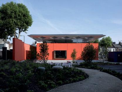 Maggie's Centre, Richard Rogers (Rogers Stirk Harbour + Partners), London, 2008