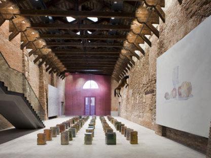 Punta della Dogana contemporary art centre, Tadao Ando, Venice, 2009