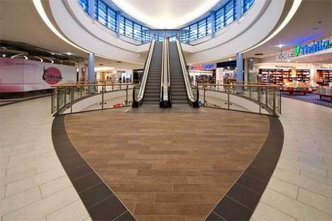 ElbePark shopping centre