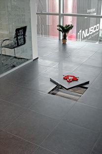 New Nusco Porte showroom