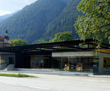 AH-Bräu architecture of the Southern Tyrol