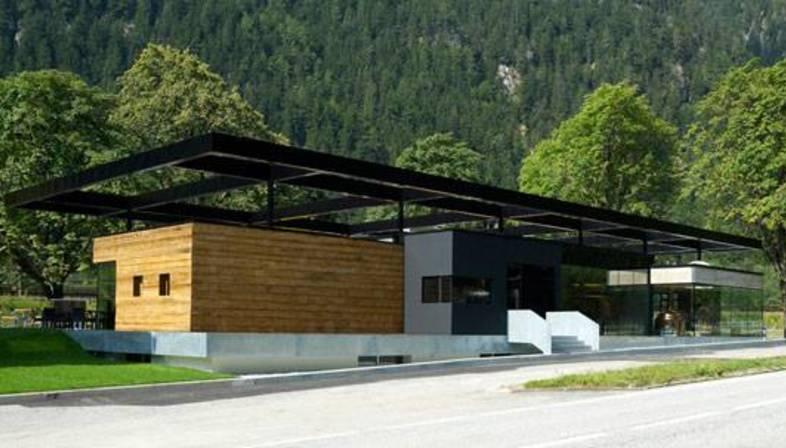 AH-Bräu architettura del Sudtirolo