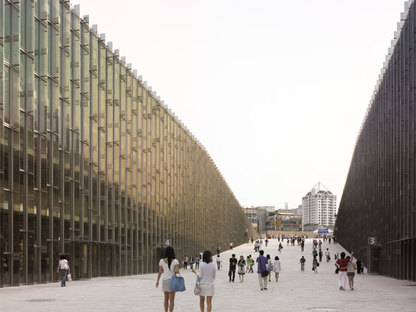 Perrault and the Ewha Womans University in Seoul